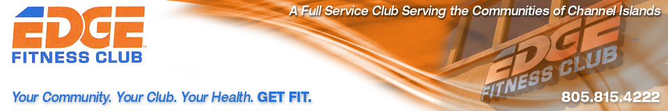 Edge Fitness Club - Channel Islands Harbor, CA