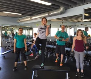 Core Conditioning w/ Sean @ Edge Fitness Club | Oxnard | California | United States