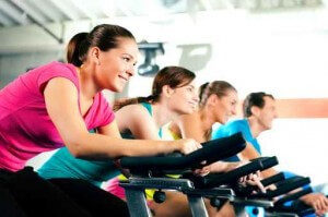 Spin Class with Aimee @ Edge Fitness Club | Oxnard | California | United States